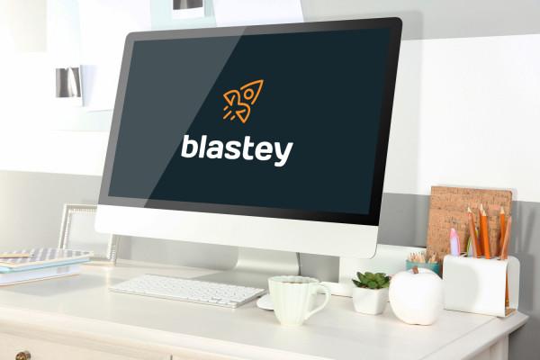 Sample branding #1 for Blastey