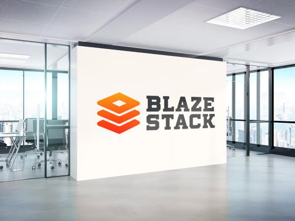 Sample branding #2 for Blazestack