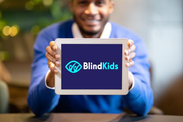 Sample branding #3 for Blindkids