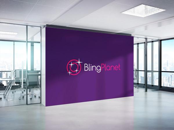 Sample branding #1 for Blingplanet