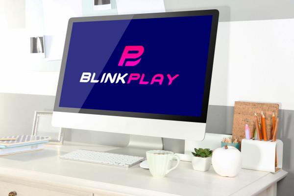 Sample branding #1 for Blinkplay