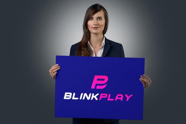Sample branding #2 for Blinkplay