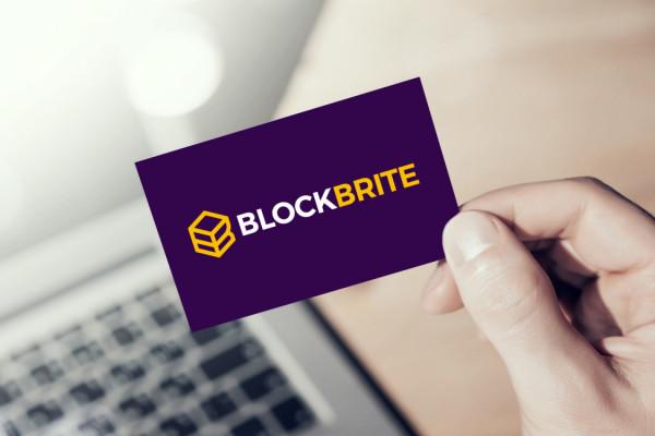 Sample branding #1 for Blockbrite