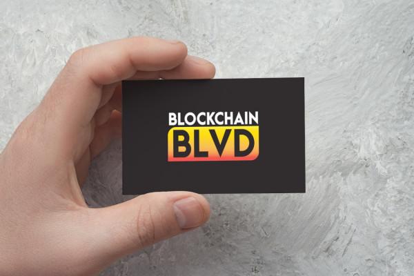 Sample branding #1 for Blockchainblvd