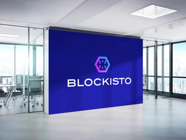 Sample branding #1 for Blockisto