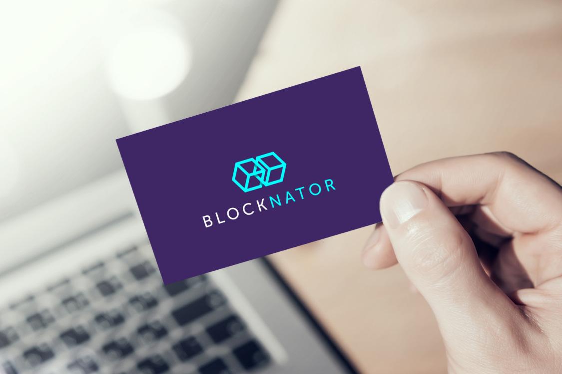 Sample branding #3 for Blocknator