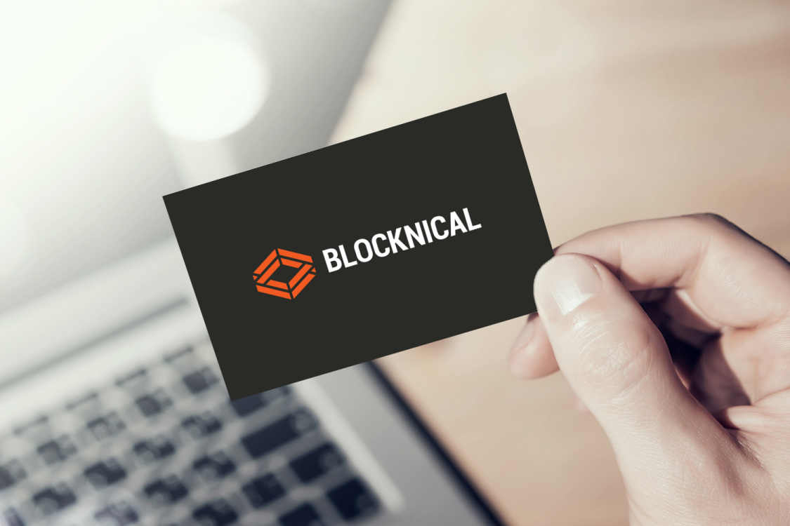Sample branding #2 for Blocknical