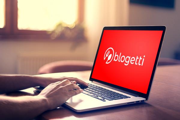 Sample branding #3 for Blogetti