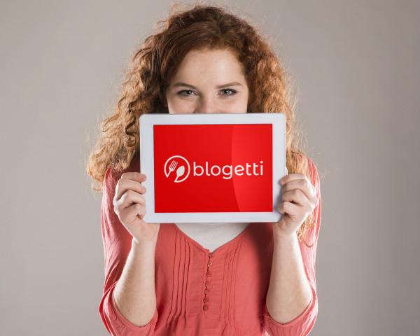 Sample branding #1 for Blogetti