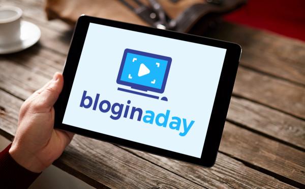 Sample branding #1 for Bloginaday