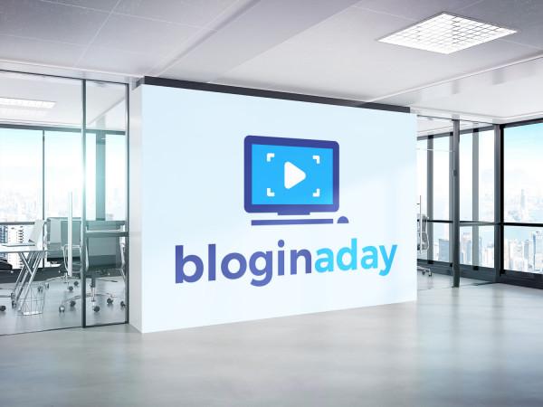 Sample branding #3 for Bloginaday