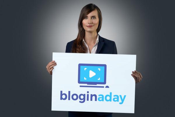 Sample branding #2 for Bloginaday