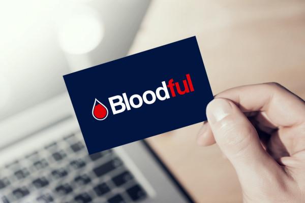Sample branding #1 for Bloodful
