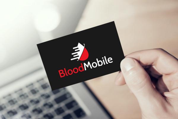 Sample branding #3 for Bloodmobile