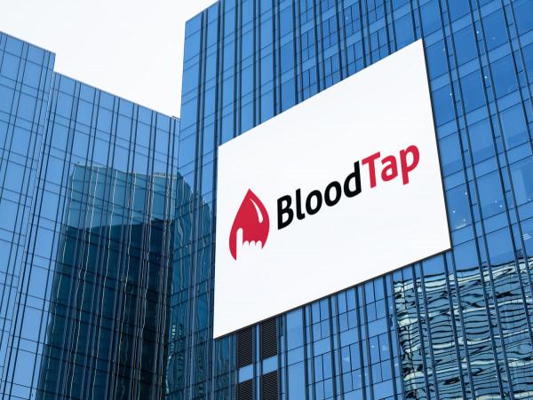 Sample branding #3 for Bloodtap