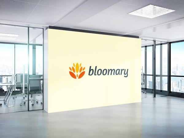 Sample branding #3 for Bloomary