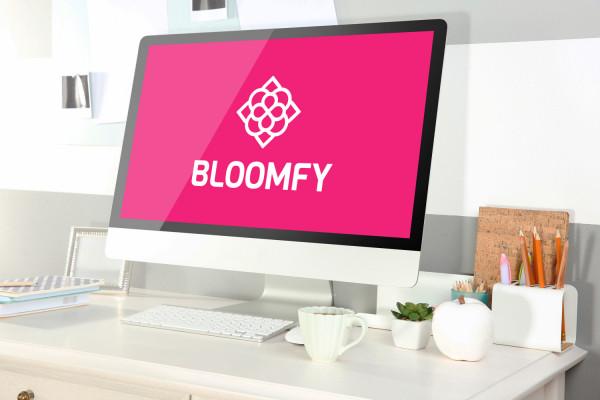 Sample branding #1 for Bloomfy