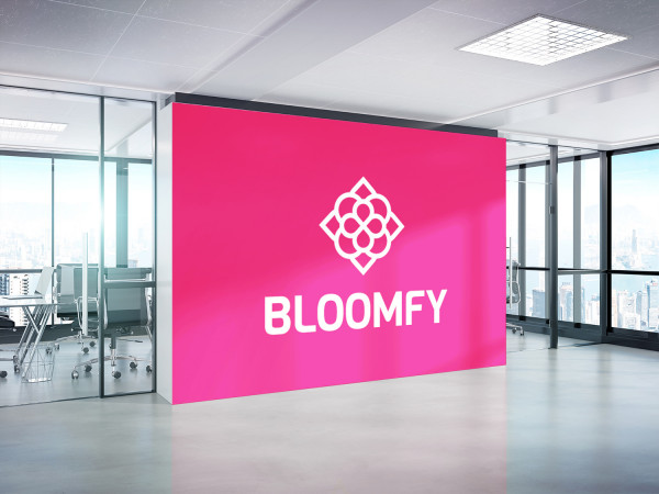 Sample branding #3 for Bloomfy