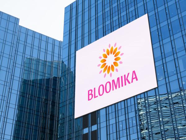 Sample branding #1 for Bloomika