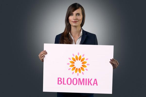 Sample branding #3 for Bloomika