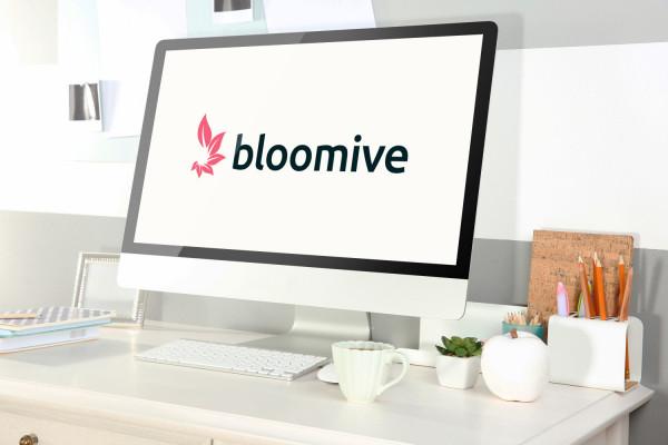 Sample branding #2 for Bloomive