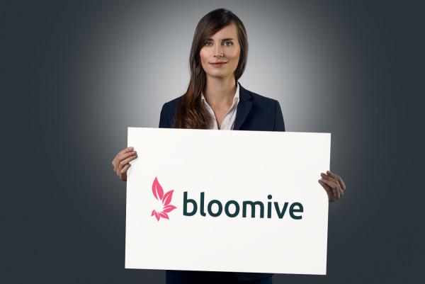 Sample branding #1 for Bloomive