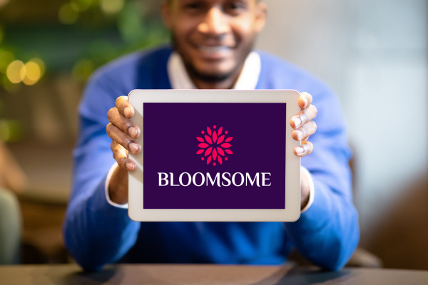 Sample branding #1 for Bloomsome