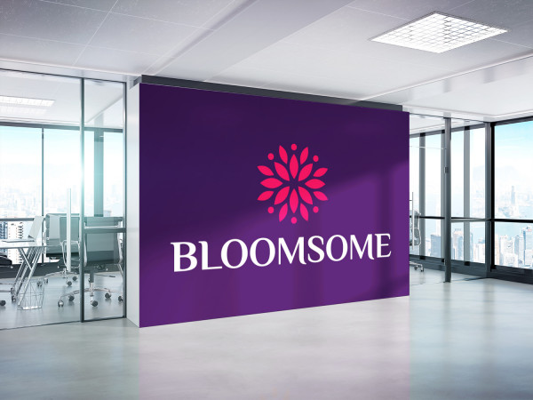Sample branding #3 for Bloomsome