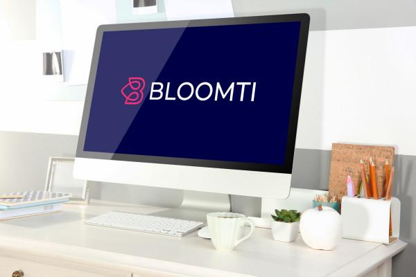 Sample branding #2 for Bloomti