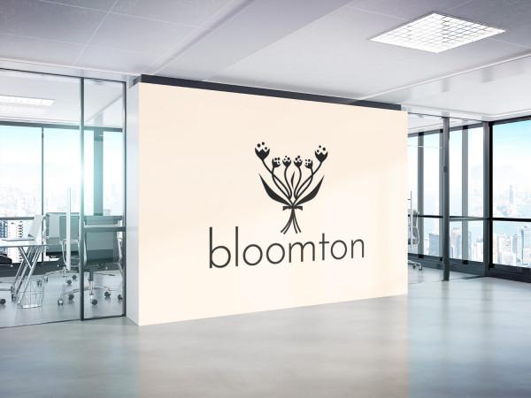 Sample branding #2 for Bloomton