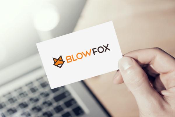 Sample branding #1 for Blowfox