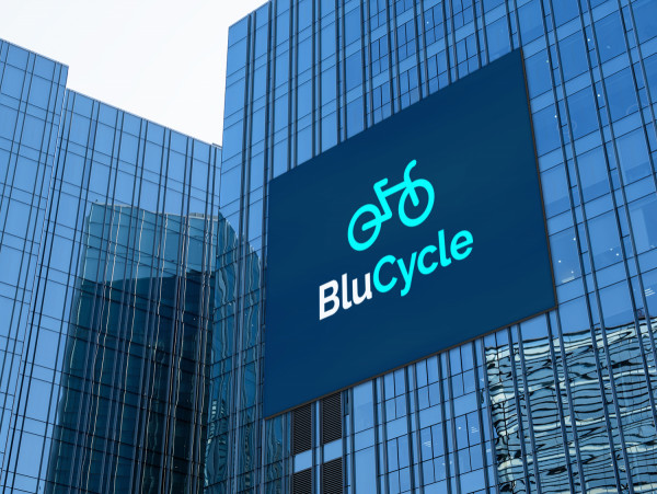 Sample branding #2 for Blucycle