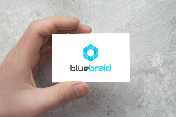 Sample branding #1 for Bluebraid