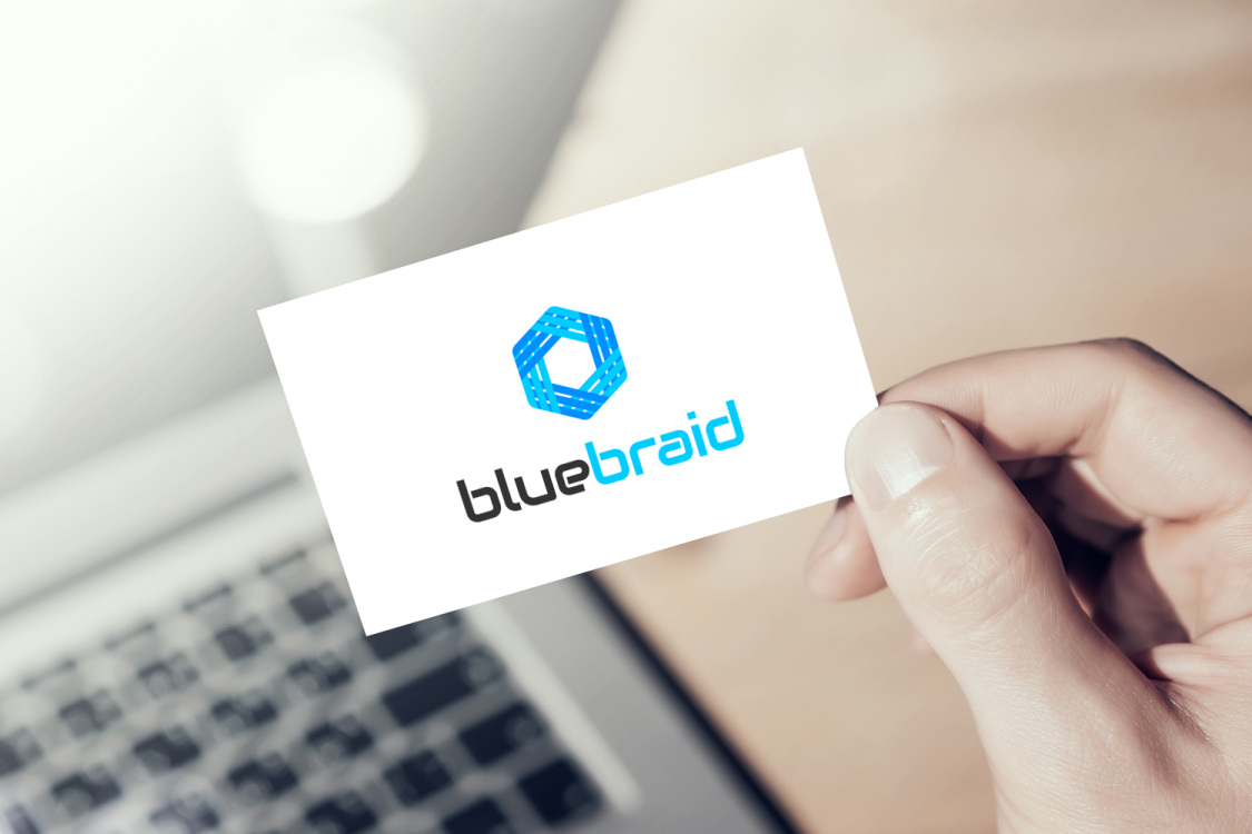 Sample branding #2 for Bluebraid