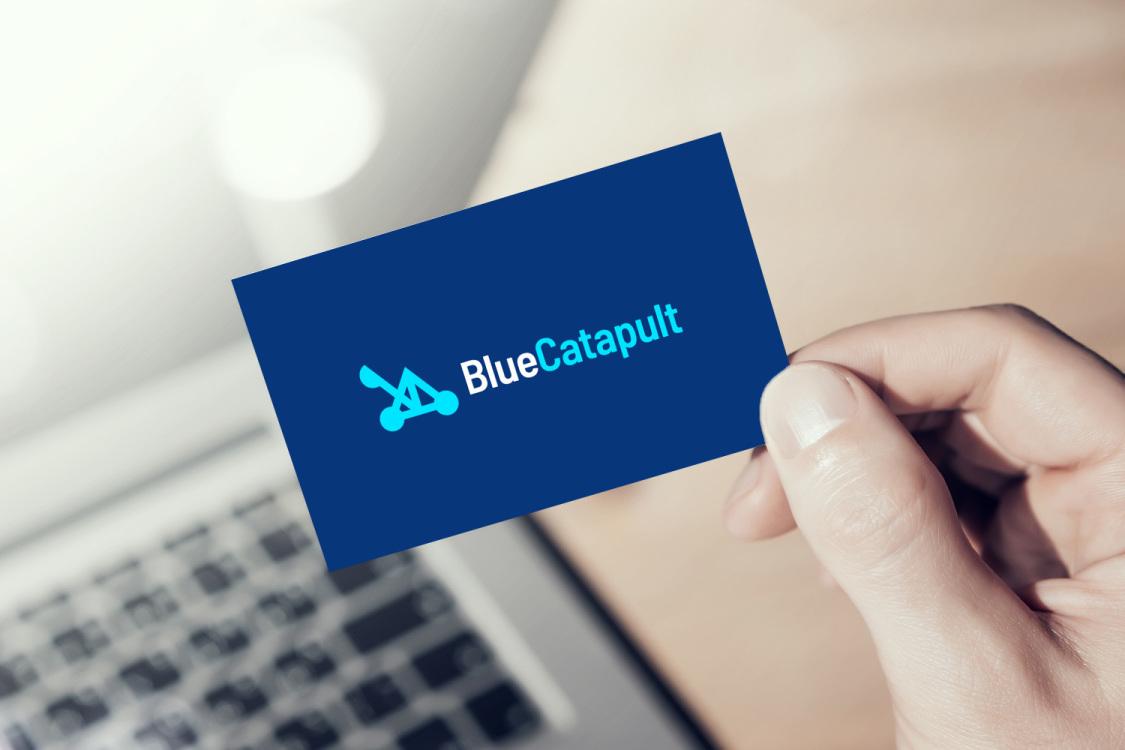 Sample branding #2 for Bluecatapult