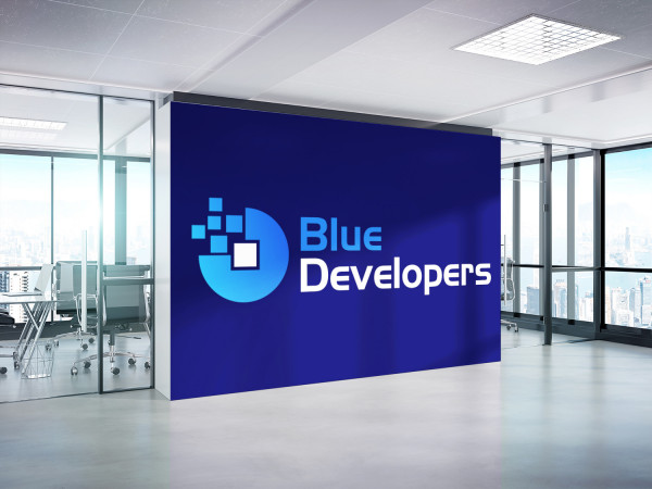 Sample branding #1 for Bluedevelopers