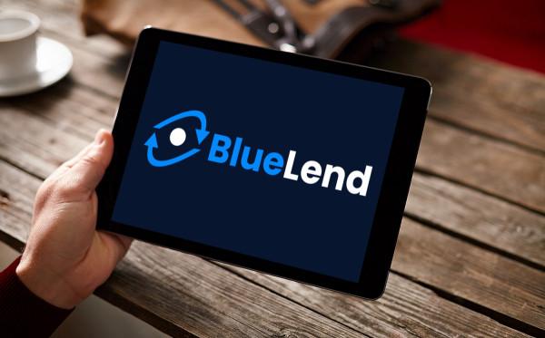 Sample branding #1 for Bluelend