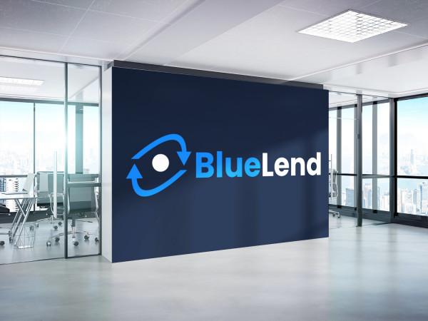 Sample branding #3 for Bluelend