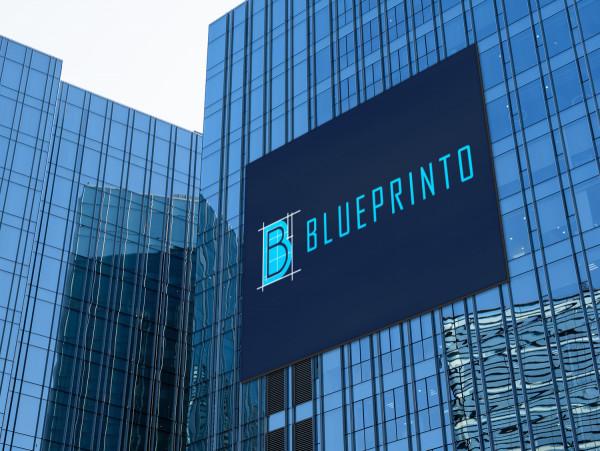 Sample branding #3 for Blueprinto