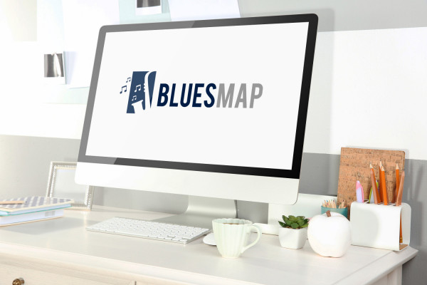 Sample branding #3 for Bluesmap