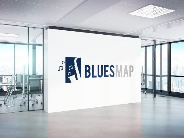 Sample branding #2 for Bluesmap