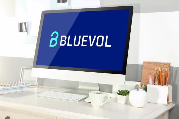 Sample branding #1 for Bluevol