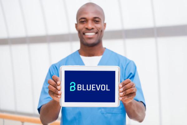 Sample branding #3 for Bluevol