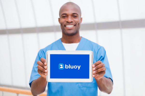 Sample branding #2 for Bluoy