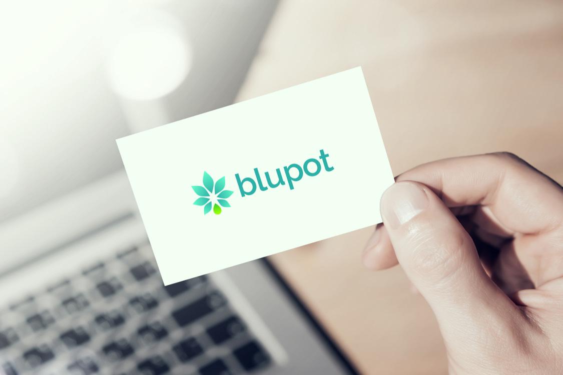 Sample branding #1 for Blupot