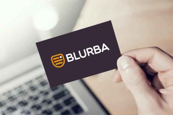 Sample branding #2 for Blurba