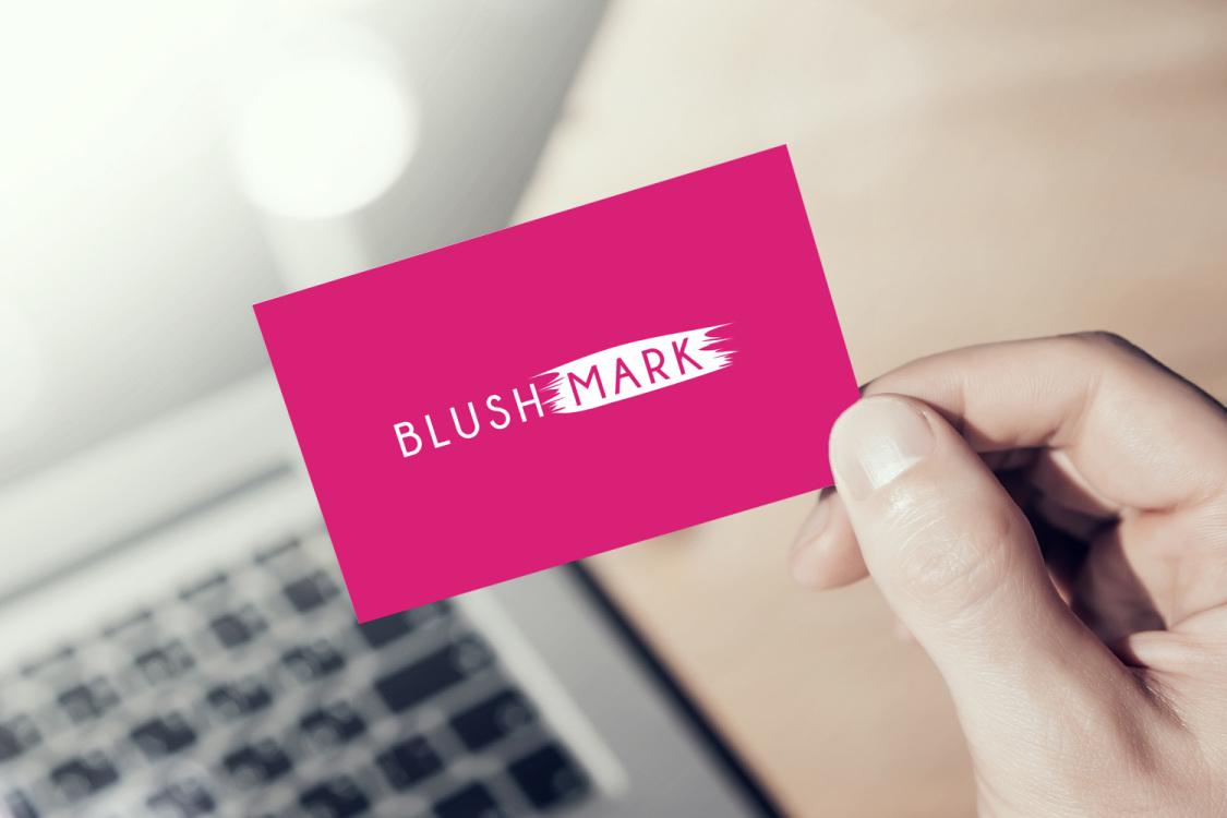 Sample branding #1 for Blushmark