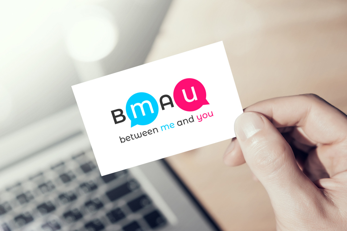 Sample branding #1 for Bmau