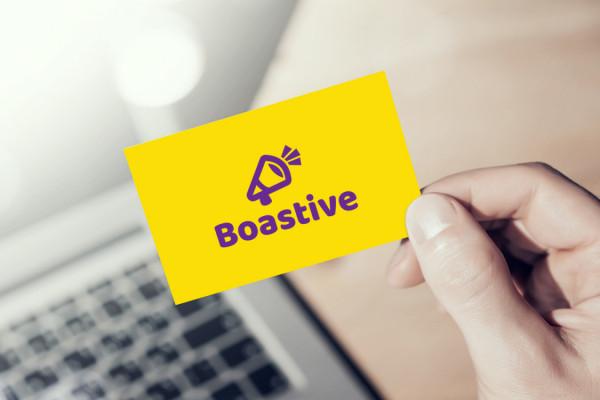 Sample branding #2 for Boastive