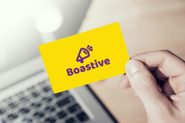 Sample branding #1 for Boastive